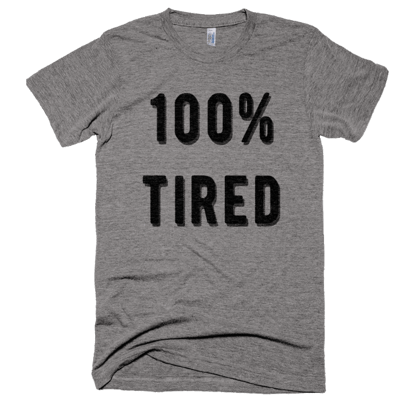 Re-Tired T-Shirt - Bring Me Tacos