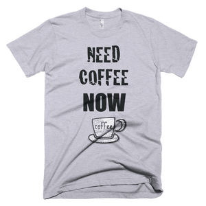 Need Coffee NOW T-Shirt - Bring Me Tacos