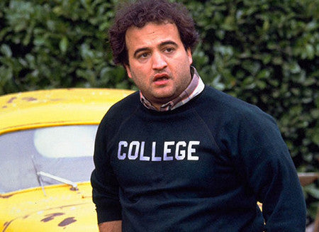 College Sweatshirt Animal House - Bring Me Tacos - 2
