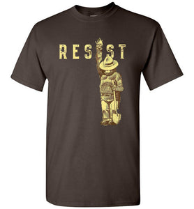 Smokey Bear Says Resist Unisex T-Shirt