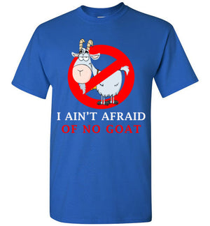 I Ain't Afraid Of No Goats Cubs Bill Murray T-Shirt