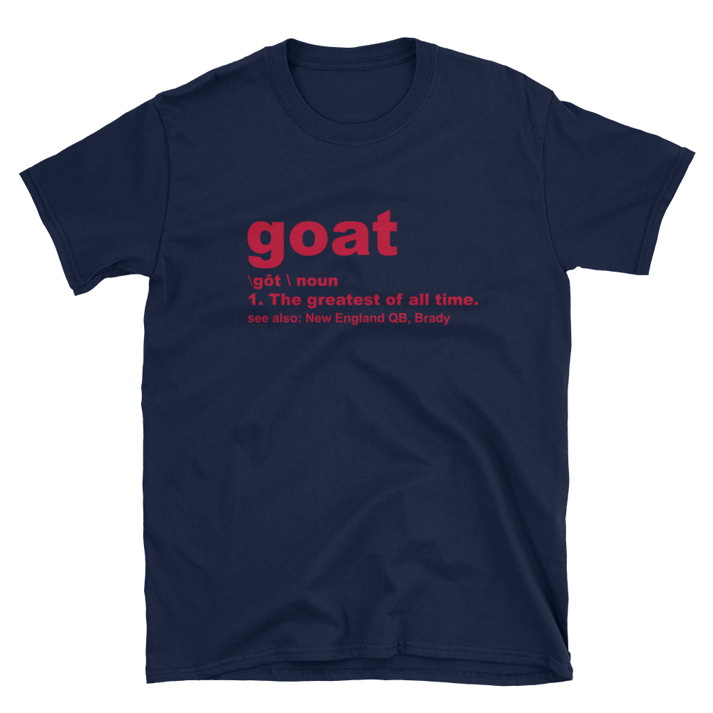Goat Definition Shirt Brady