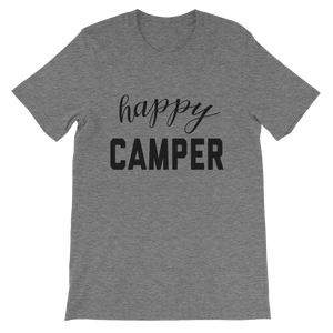 Happy Camper T-Shirt Unisex