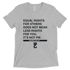 Equal Rights for others does not mean less Short sleeve t-shirt 3XL - Bring Me Tacos