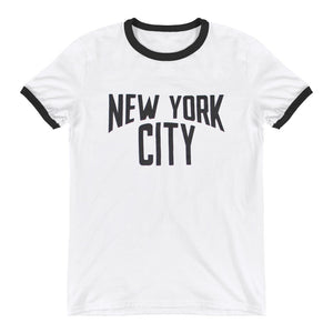 New York City Ringer T-Shirt – Bring Me Tacos 754accfea9f