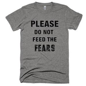 Please Do Not Feed The Fears T-Shirt - Bring Me Tacos
