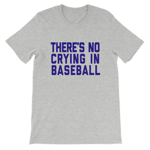 21d25fb65 There's No Crying In Baseball T-Shirt – Bring Me Tacos