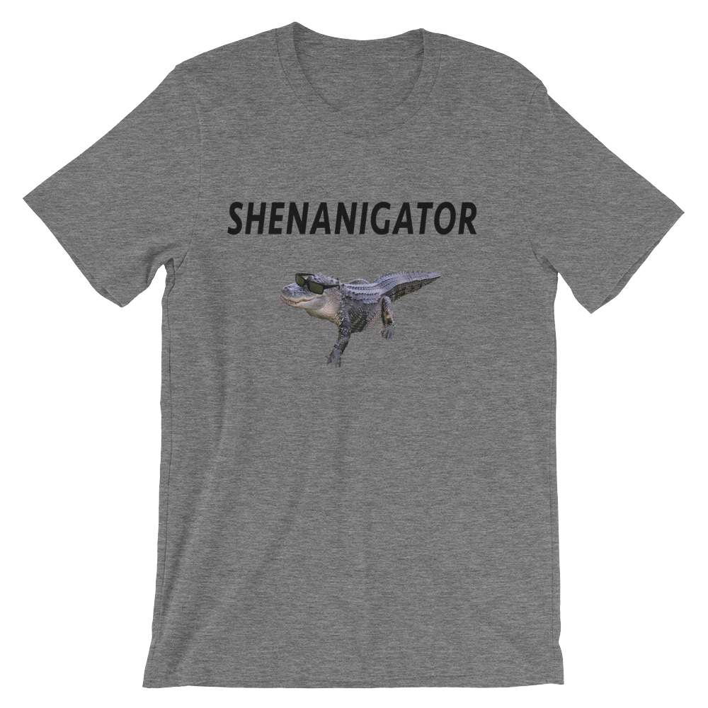 Shenanigator T-Shirt The Original