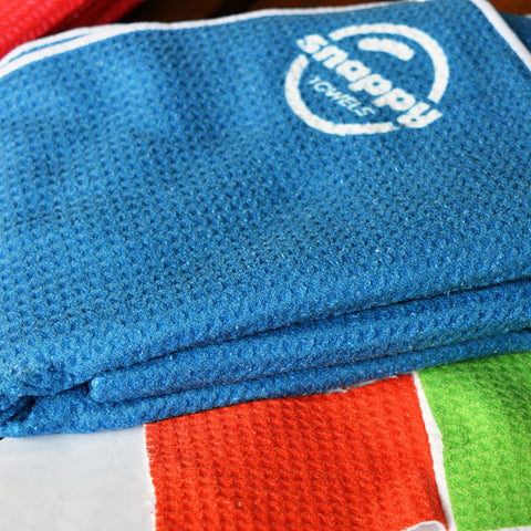 Sneak peek of our new colors for 2016! Microfiber swim and travel towels