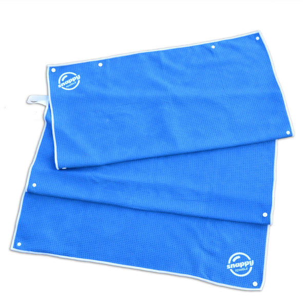 Snappy Kids Microfiber Swim Towels with Snaps