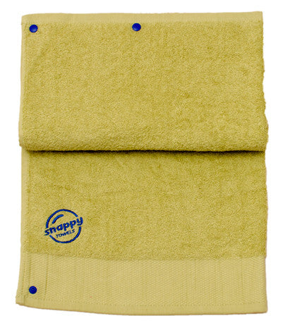 Wearable bath towels for kids, 100% cotton, hooded towel, cape towel, cover-up. Green with blue.