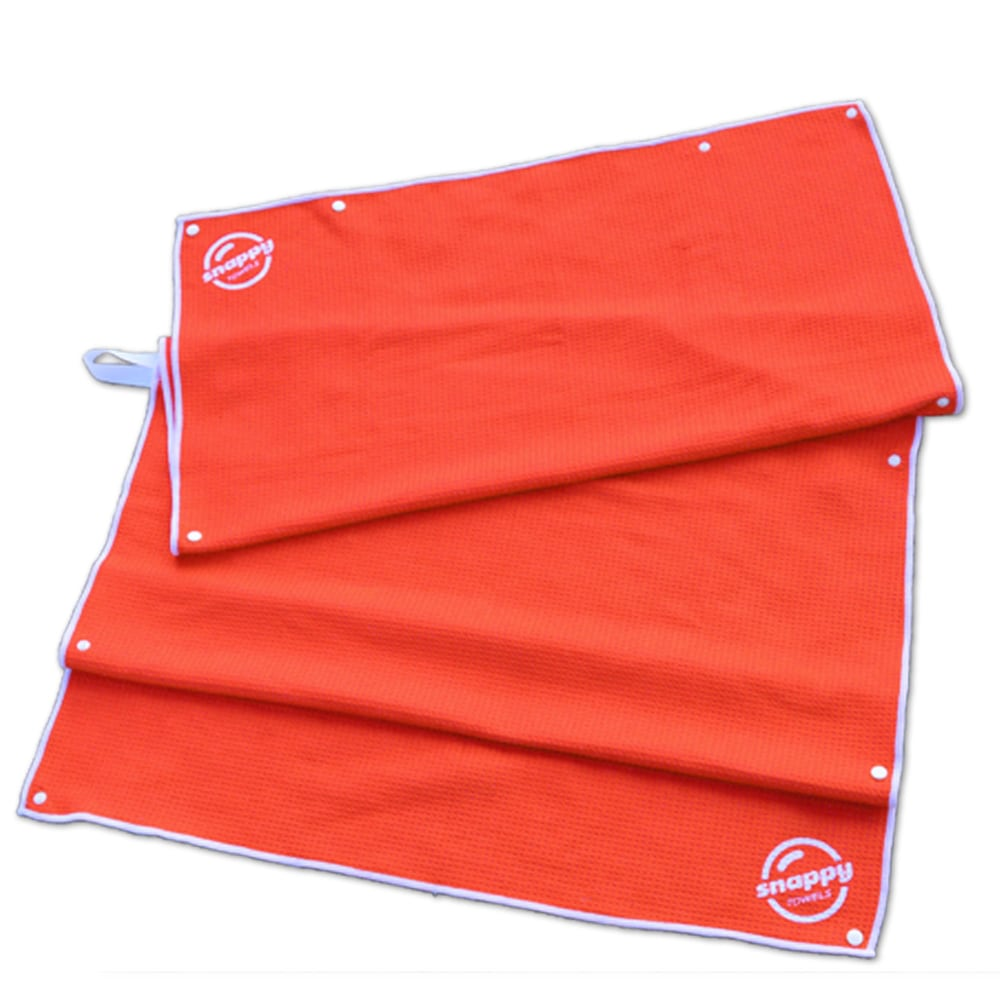 Snappy Swim/Sport Towel - Juicy Orange