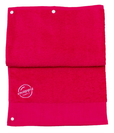 Wearable bath towels for kids, 100% cotton, hooded towel, cape towel, cover-up. Pink with white.