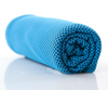 Snappy cooling towel blue color