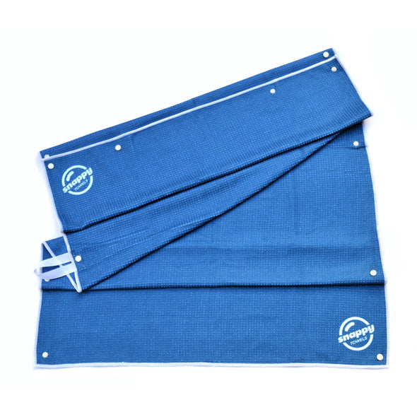 Snappy Swim/Sport Towel - Scuba Blue
