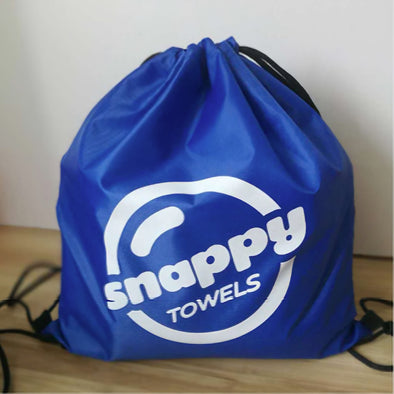 Snappy Towels™ Sling Backpack - Free with 3 Towel Purchase