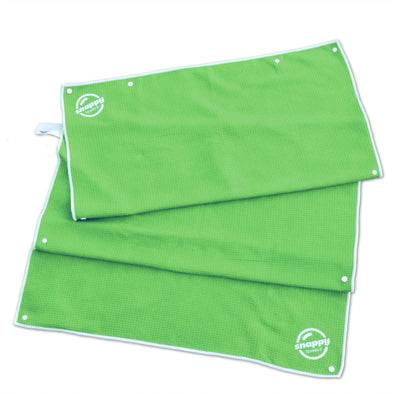 Snappy Beach Towel - Fresh Green