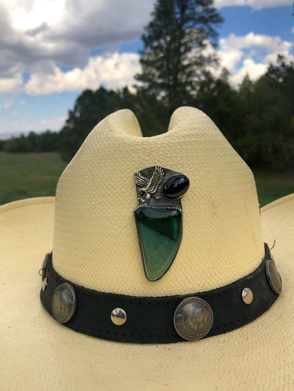 Eagle Hat Pin