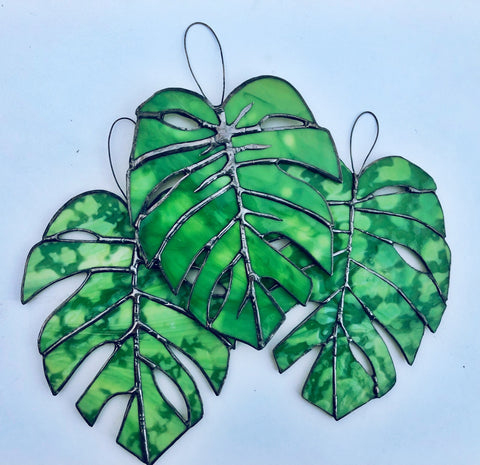 NOVEMBER Monstera Leaf