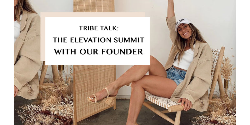 The Elevation Summit, With Our Founder!