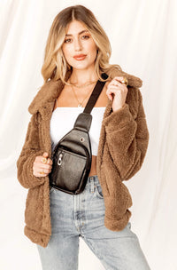 Rocky Mountain Faux Fur Jacket