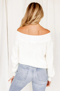 Sedona Off The Shoulder Sweater