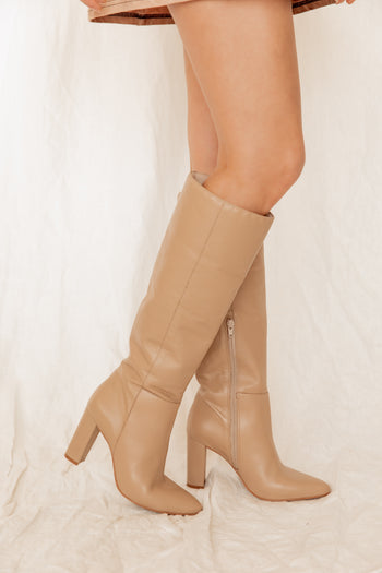 Matisse Bastille Natural Boot