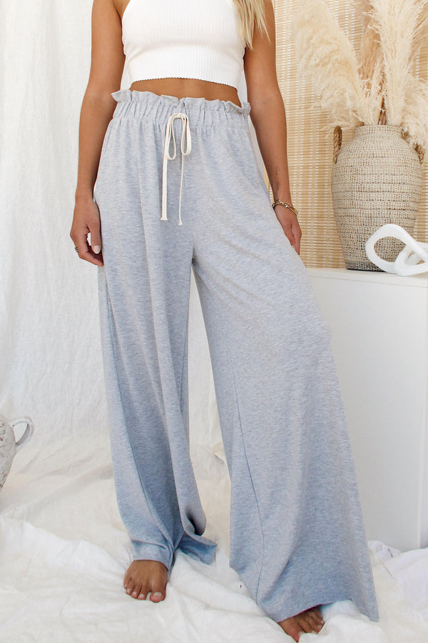 Elle Grey Lounge Pants