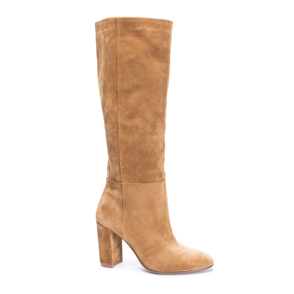 Krafty Honey Brown Suede Boot