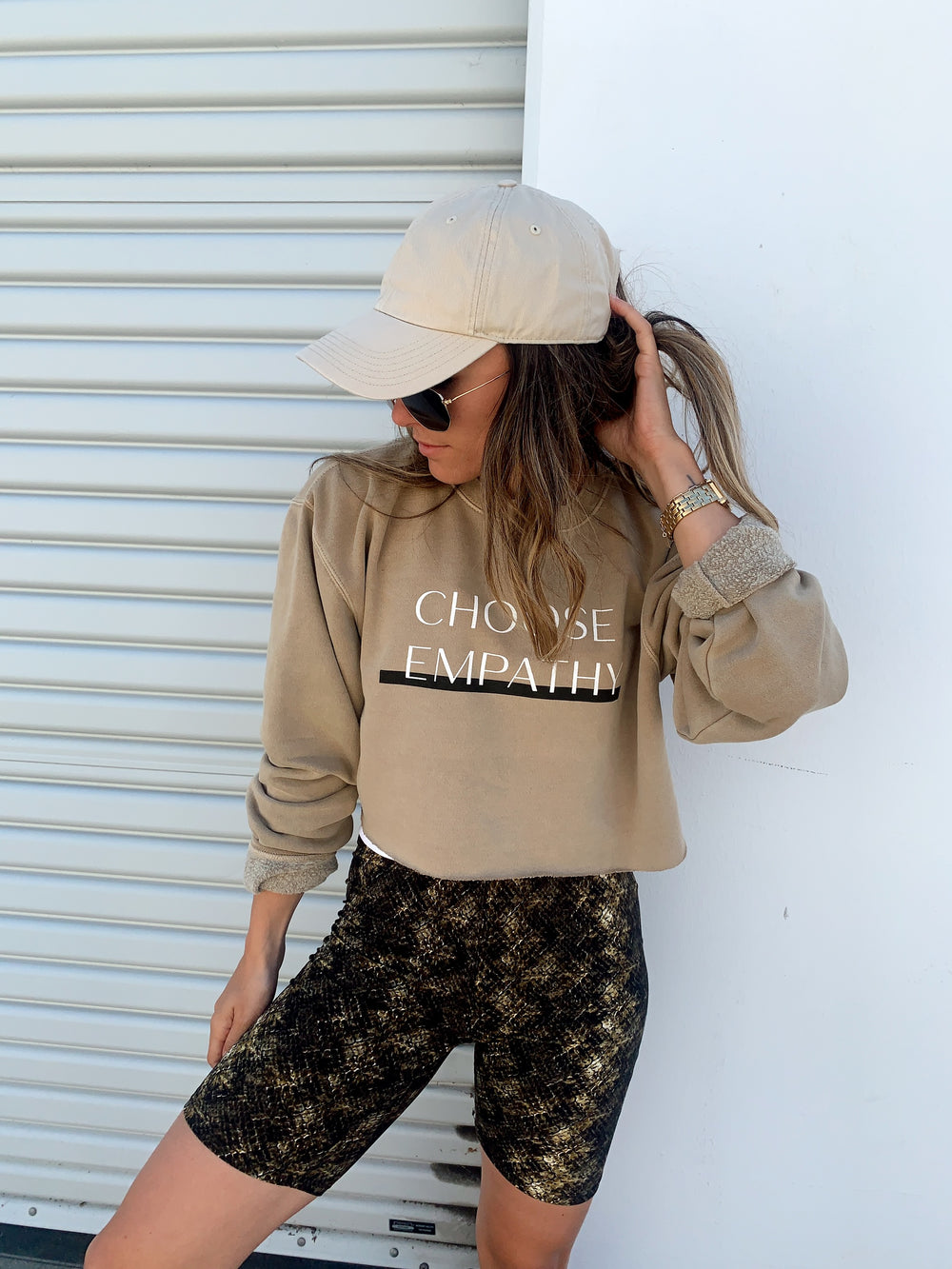 Say Anything Wrap Top