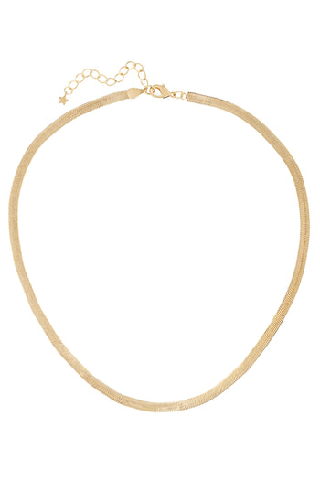 Jagger Gold Choker Necklace