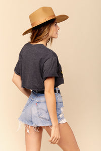 Freedom Sublime Crop Tee
