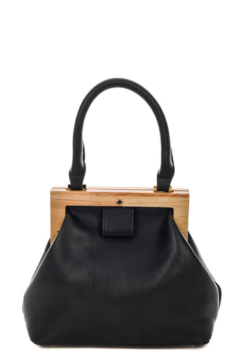 Taylor Wood Frame Bag