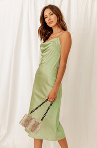 Mint Julep Slip Dress