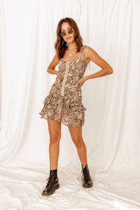 Spell On You Reptile Dress