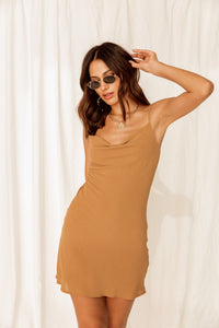 Coco Mini Slip Dress