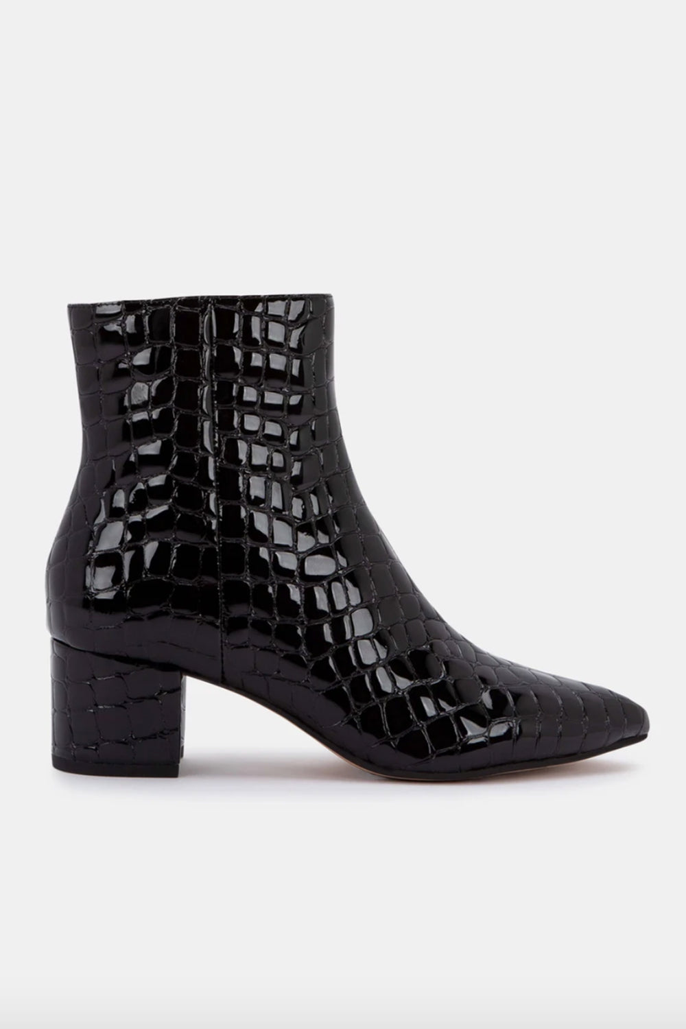 Bel Midnight Croc Bootie