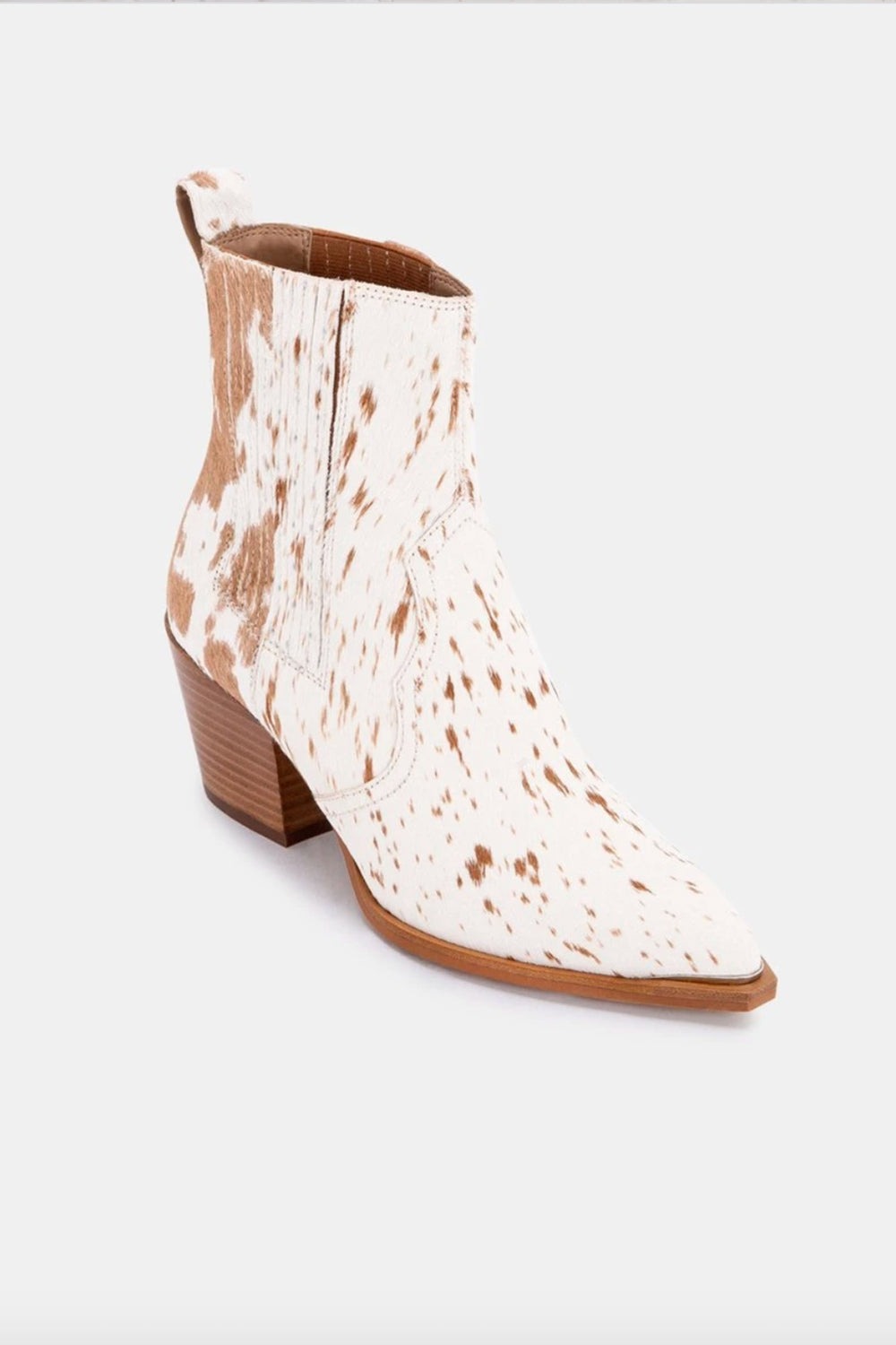 Serna Multi Calf Hair Bootie