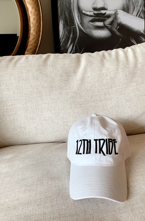 12th Tribe White Hat