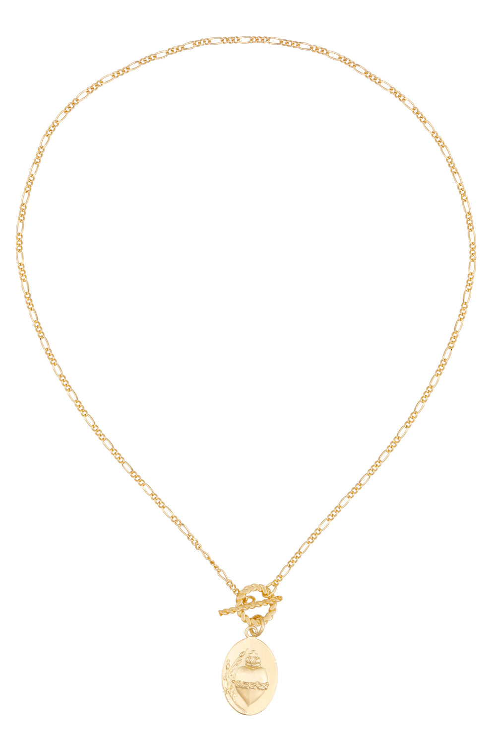 Scarlett Gold Necklace