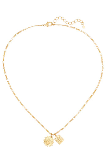 Ophelia Gold Necklace