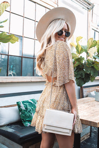 Kinney Coastal Leopard Dress