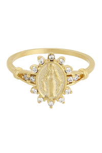 Morena Gold Ring
