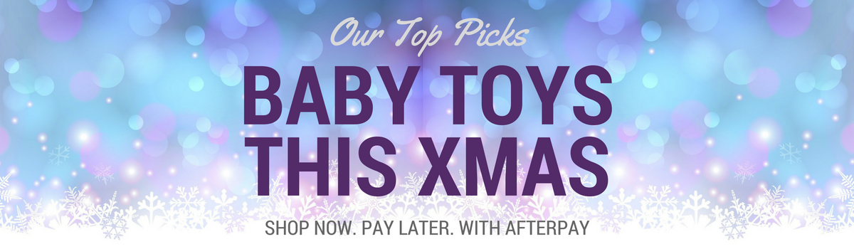 Top Baby Toys this Christmas