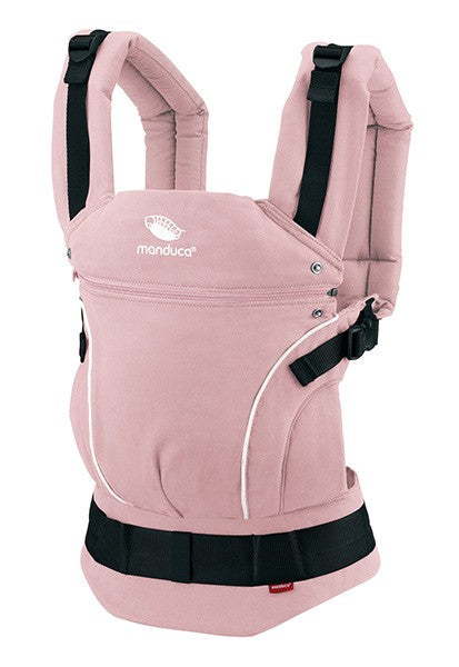 MANDUCA First - Pure Cotton Baby Carrier - Rose - Eco Child