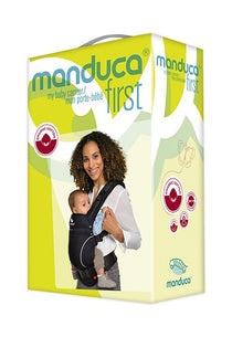 MANDUCA First - Pure Cotton Baby Carrier - Mint