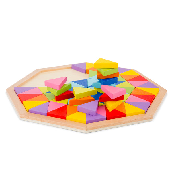 New Classic Toys -Octagon Puzzle - Eco Child