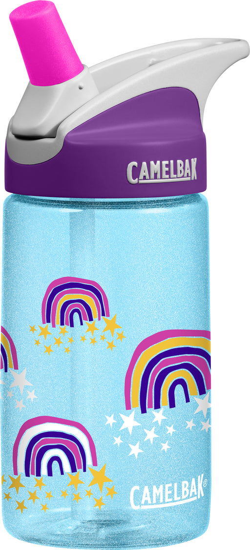 CamelBak Kids- Eddy Kids Water Bottles 0.4L - Rainbows