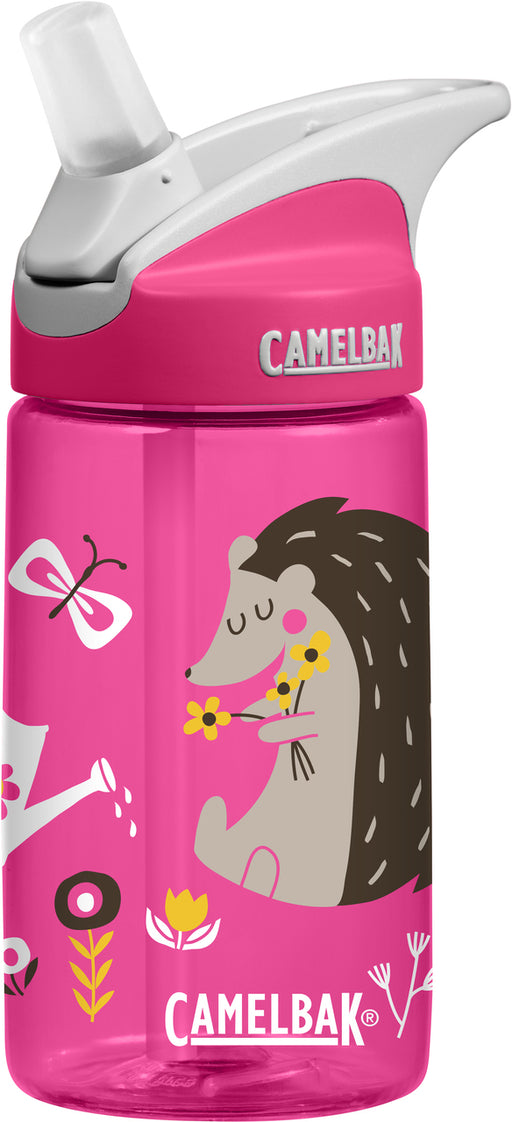 CamelBak Kids- Eddy Kids Water Bottles 0.4L - Hedgehogs