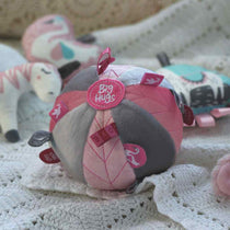 OB Designs - Sensory Ball - Rose - Eco Child